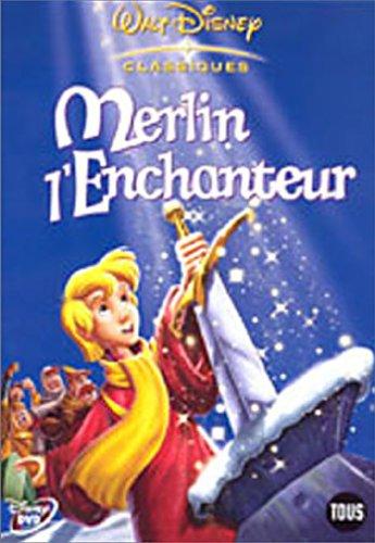 Merlin l'enchanteur [Import belge]