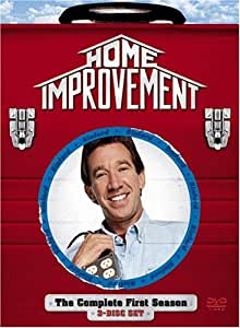 Home Improvement: The Complete First Season [3 Discs] [1991] (REGION 1) (NTSC) [DVD] [1993] [US Import]