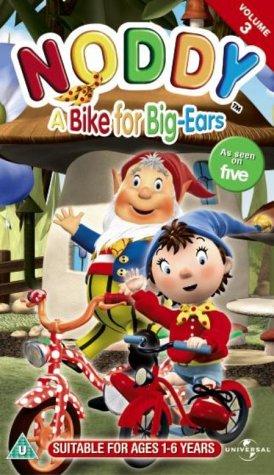 noddy-3-a-bike-for-big-ears-vhs