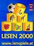 Lesen 2000 plus Rechtschreibtrainer 3.0 - Privatlizenz für den PC zu Hause - Otto Mantler