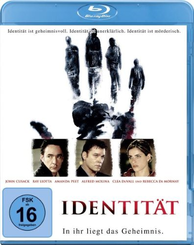 Identität [Blu-ray] - Horror-slasher-filme