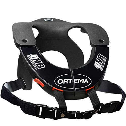 Ortema ONB Neck Brace carbon-schwarz S -