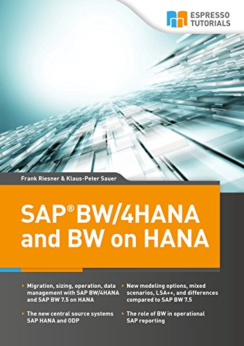 SAP BW/4HANA and BW on HANA (English Edition) de [Sauer,