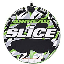 Kwik Tec Airhead Ahsl-4W Slice 2Personne Tube, Mixte, AHSSL-22, Camouflage Vert