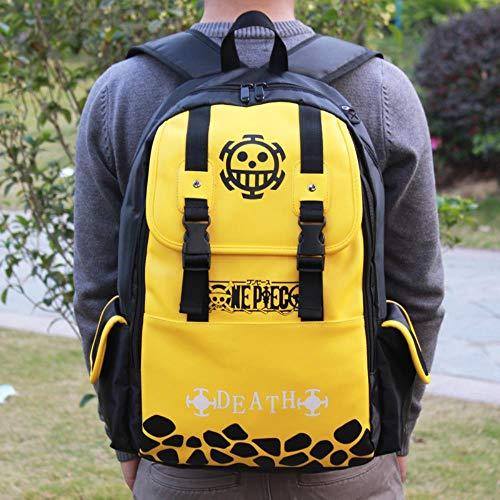 Bgdo.cccc Männer Frauen im Freien Schultern Tasche Stoff Anime Rucksack Drucken DaypacksTravel Backpack,2 -