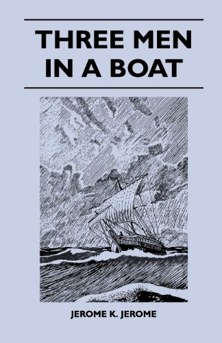 Three Men in a Boat Cover Image