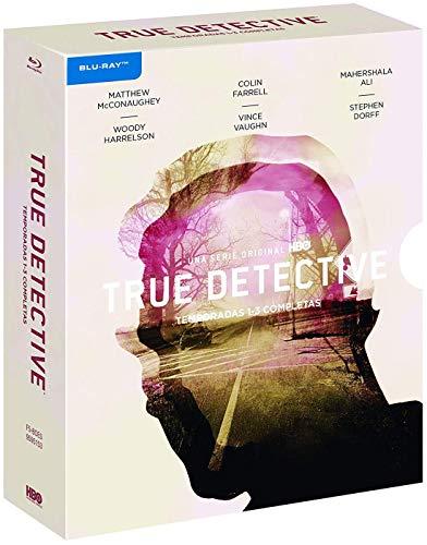 Pack True Detective Temporada 1-3 Blu-Ray [Blu-ray]