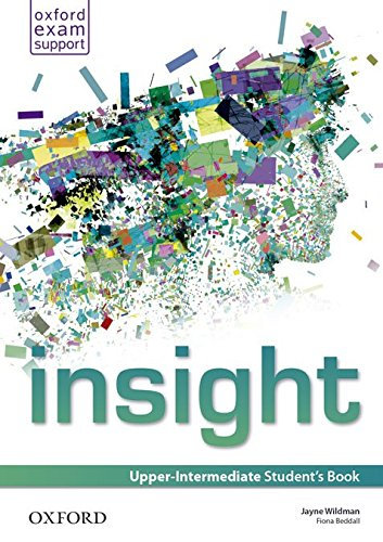 Insight Upper-Intermediate. Student's Book