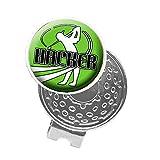 Asbri Golf Hacker Cap Clip, Unisex