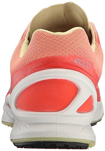 Ecco  ECCO BIOM FJUEL, Chaussures Multisport Outdoor femme Multicolore - Mehrfarbig (CORAL BLUSH/CORAL/POPCORN59422)