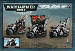 Games Workshop 99120101097 Ravenwing Command Squad - Juego de Mesa y Miniatura