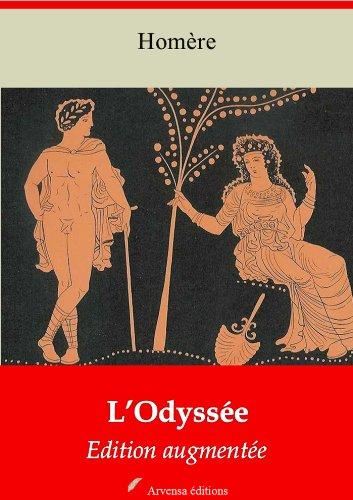 Lire L'Odyssée (Nouvelle édition augmentée) pdf