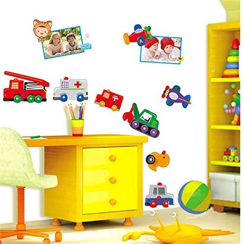 Wall Sticker ZOZOSO Dormusio De Los Niños De Dibujos Bilder von Pegaras von Parmar Armario Muebles Das Hotel befindet sich in der Nähe des Einkaufszentrums von Papel Pintado