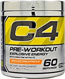 Cellucor C4 Extreme Orange 60 Servings