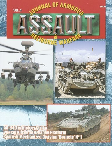 7804: Assault: Journal of Armoured and Heliborne Warfare Vol 4 (Concord - Assault Series) by J. R. Hill (2003-06-15) - 7804-serie