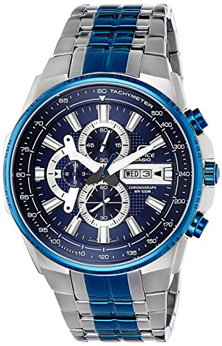 513WCJ3quAL - Casio Edifice Chronograph Mens EFR 549BB 2AVUDF watch