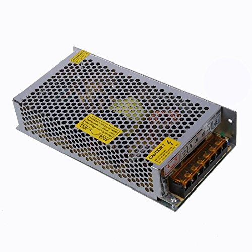 Cikuso 200W Schalt Schalter-Spg.Versorgungsteil-Fahrer Fuer LED-Streifen-Licht DC 12V 17A -
