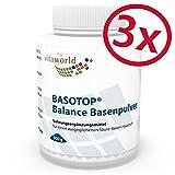 3er Pack Vita World Basotop Balance Basenpulver 900g Apotheker-Herstellung