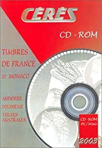 Cdrom timbres 2003