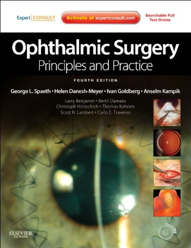 Ophthalmic Surgery: Principles and Practice (Expert Consult Title: Online + Print) (English Edition)