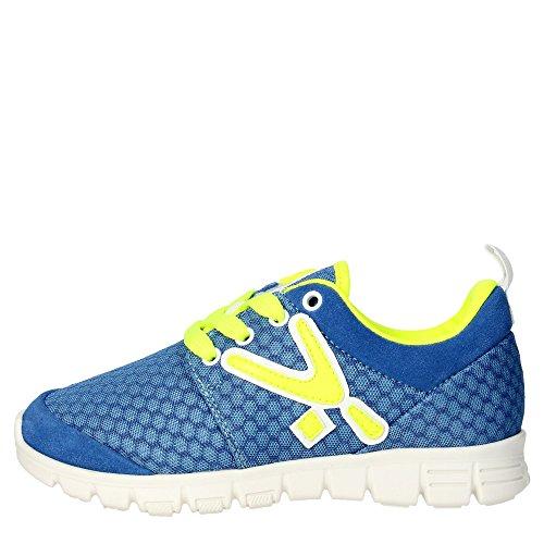 Snappy 452.05 Sneakers Bambino Nylon Azzurro Azzurro 34