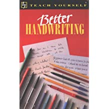 Better Handwriting (Teach Yourself)