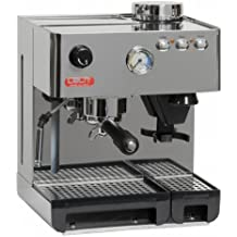 Lelit PL042EM Independiente Manual Máquina espresso 3.5L Acero inoxidable - Cafetera (Independiente, Máquina espresso, 3,5 L, Molinillo integrado, 1200 W, Acero inoxidable)