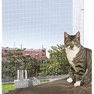 Trixie Protective Net, 4 x 3 m, Transparent