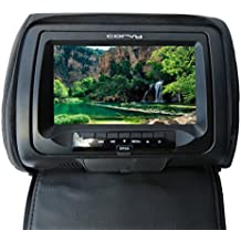 "PANTALLA MONITOR REPOSACABEZAS 7"" USB SD DVD COCHE VIDEO AUDIO LCD TDT CORVY"