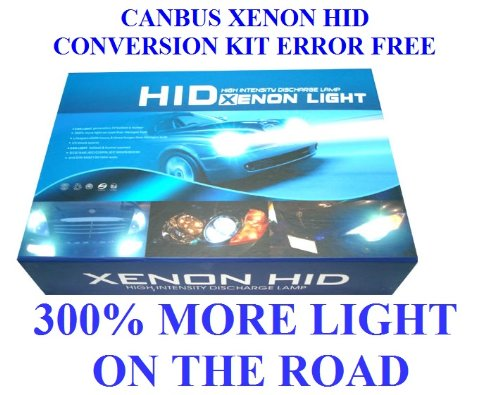 CANBUS Xenon HID Conversion Kit Fehlerfrei H11 8000 K UK Verkäufer