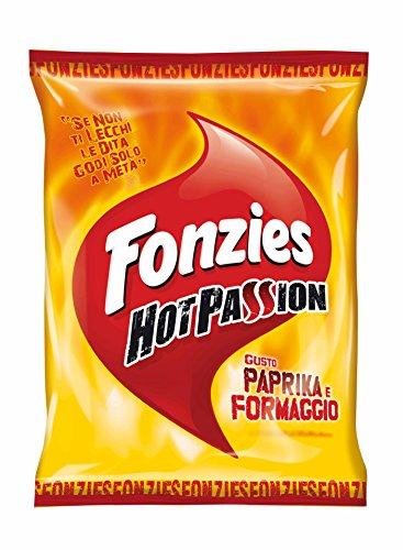 Fonzies - Croccantini di Mais al gusto Paprika, Cotti al