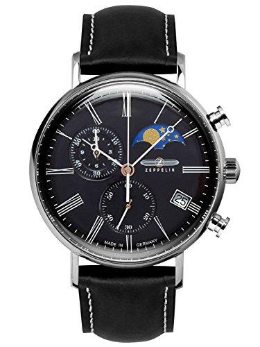 Zeppelin Armbanduhr 7194-2 Herrenuhr