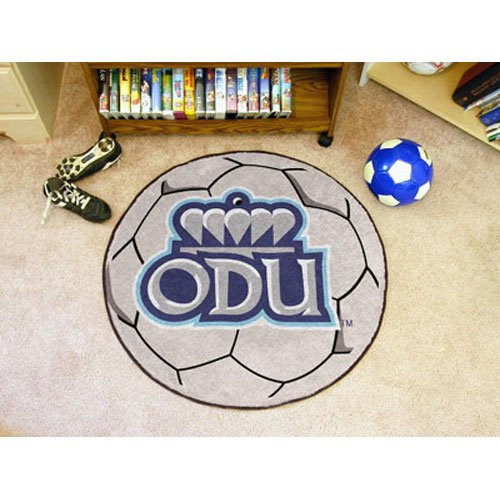 Fanmats 00963 Old Dominion University Fu-ball Rug (Old Dominion University)
