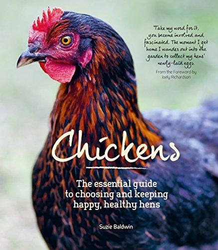 Chickens (English Edition) (Reinigung Chicken House)