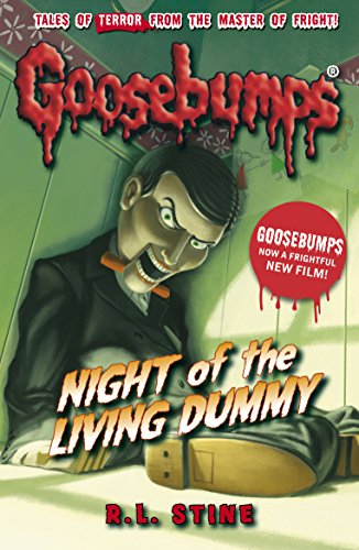 Goosebumps (Night of the Living Dummy I) by R.L. Stine
