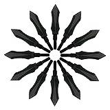 Die besten VERY100 Broadhead-Bogenschießen - Pfeilspitzen Jagdspitzen für Bogen Armbrust Broadheads Recurve Compound Bewertungen