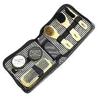 benerini 8 Piece Shoe Shine Kit Gift Set