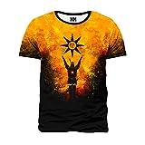 Noorhero - T-Shirt Uomo - Solaire