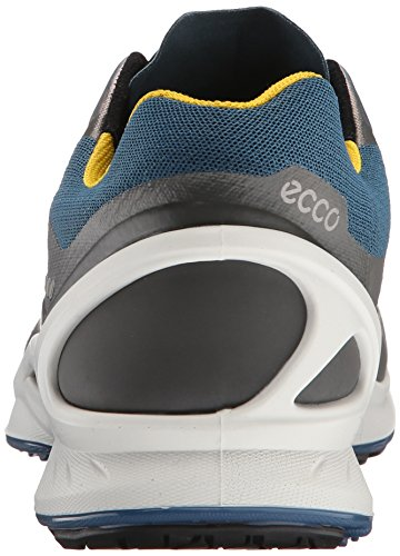 ECCO Biom Fjuel Men's, Scarpe Sportive Outdoor Uomo Multicolore(Dark Shadow/Petrol/Bamboo 59544)