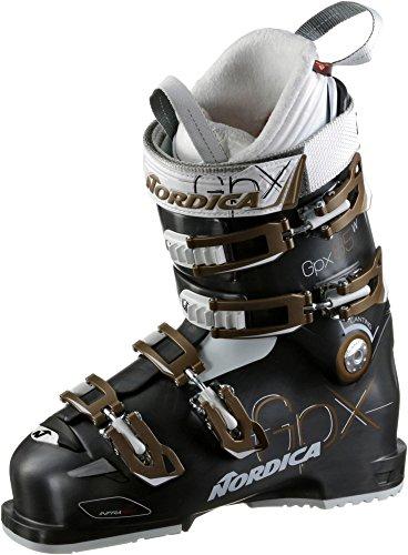Nordica Damen Skischuhe grau 25 1/2