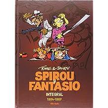 Spirou y Fantasio Integral 14: Tome y Janry (1984-1987)