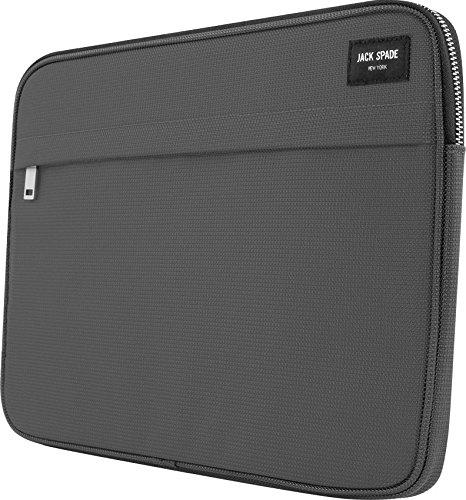 Zip Sleeve für z.B. Apple MacBook / iPad Pro / Microsoft Surface - grau [Universal 13