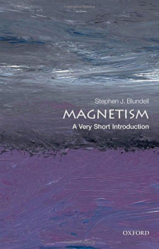 Magnetism: A Very Short Introduction by Stephen J. Blundell (2012-07-05)