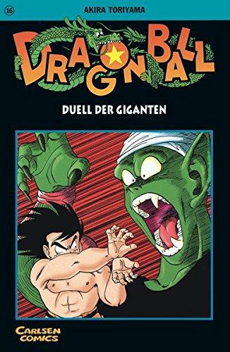 Dragon Ball, Bd.16, Duell der Giganten
