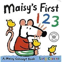 Maisy's First 123: A Maisy Concept Book