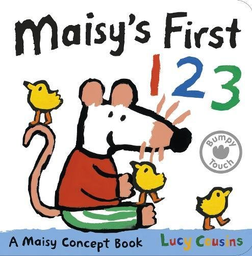 Maisy's First 123: A Maisy Concept Book