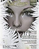 'NailTimes - Ausgabe No9' Fachzeitschrift für Fingernagelmodellage in Deutsch, Englisch und Spanisch mit bebilderten Step-by-Step-Anleitungen
