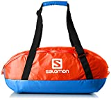 Salomon, Ausrüstungstasche, 40 L, 65 x 30 x 25 cm, Prolog 40, Orange/Blau, L38239000