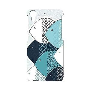 BLUEDIO Designer Printed Back case cover for HTC Desire 728 - G5716