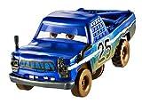 Mattel Disney Cars DYB08 - Disney Cars 3 Crazy 8 Crashers Single Broadside